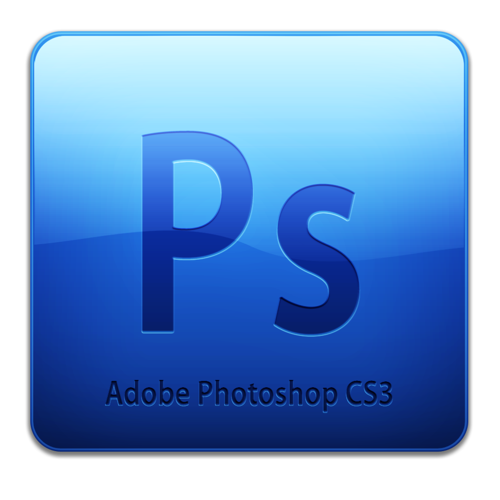 Adobe Photoshop CS3 Icon (clean) Icon Free Download
