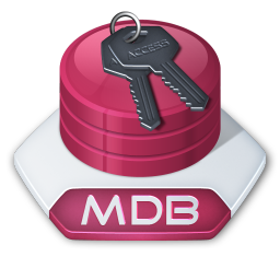 Office Access Mdb Icon Free Download As Png And Ico Icon Easy