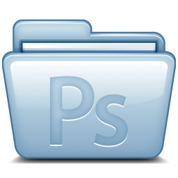 Blue Adobe Photoshop Icon Free Download As Png And Ico Icon Easy