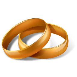 Favicon Wedding Rings
