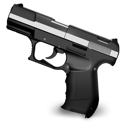 gun3 Icon Free Download as PNG and ICO, Icon Easy