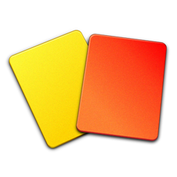 Referee Cards Icon Free Download As Png And Ico Icon Easy