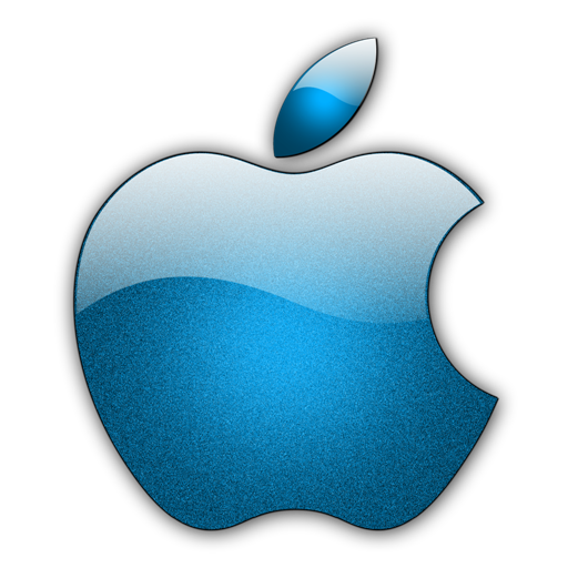 Candy Apple Blue Icon Free Download as PNG and ICO, Icon Easy