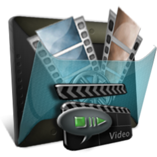 My Videos Icon Free Download as PNG and ICO, Icon Easy
