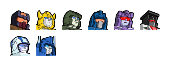 Transformers x vol 2 icons set png ico free download icon easy