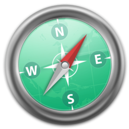 Safari Gleam Mint Icon Free Download As Png And Ico Icon Easy