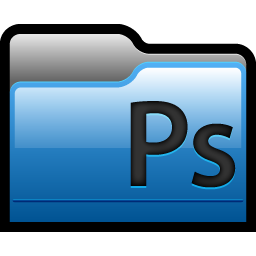 Folder Adobe Photoshop 01 Icon Free Download As Png And Ico Icon Easy