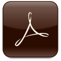Acrobat Distiller Icon Free Download As Png And Ico Icon Easy