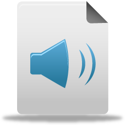 Audio File Icon Free Download As Png And Ico Icon Easy