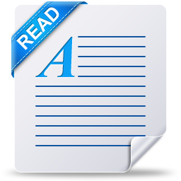 Readme Icon Free Download As Png And Ico Icon Easy