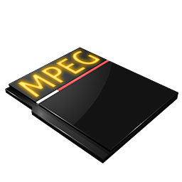 Mpeg File Icon Free Download As Png And Ico Icon Easy
