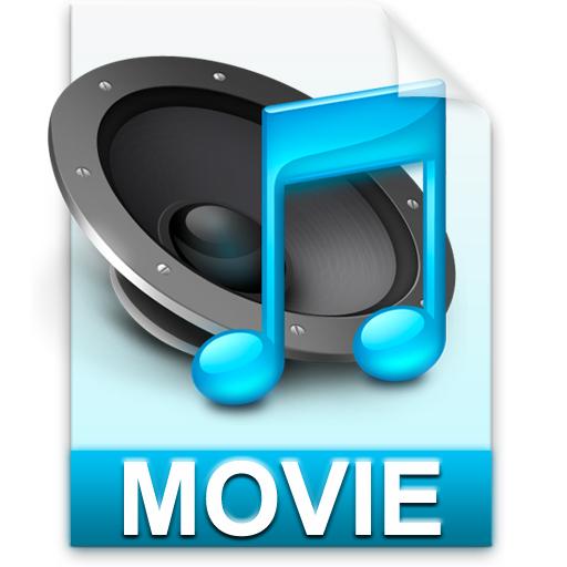 iTunes movie Icon Free Download as PNG and ICO, Icon Easy
