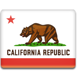 California Flag Icon Free Download As Png And Ico Icon Easy