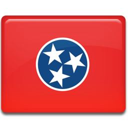 Tennessee Flag Icon Free Download As Png And Ico Icon Easy