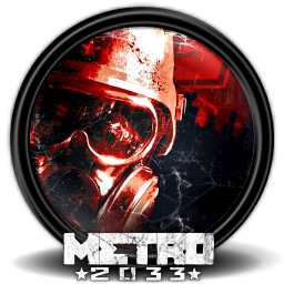 Metro 2033 4 Icon Free Download as PNG and ICO, Icon Easy