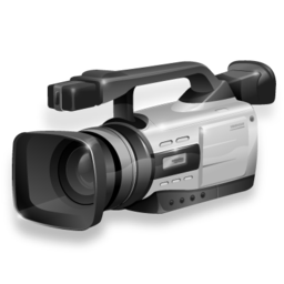 Camcorder Inactive Icon Free Download As Png And Ico Icon Easy