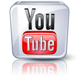 Youtube Icon Free Download as PNG and ICO, Icon Easy