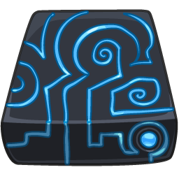 Voodoo Usb Drive Icon Free Download As Png And Ico Icon Easy