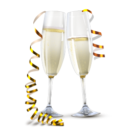 Champagne Icon Free Download As Png And Ico Icon Easy