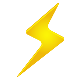 Lightning Icon Free Download As Png And Ico Icon Easy