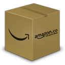 Amazon Box Icon Free Download As Png And Ico Icon Easy