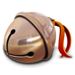 Sleigh Bell Icon Free Download As Png And Ico Icon Easy