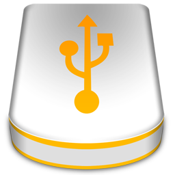 Usb Drive Icon Free Download As Png And Ico Icon Easy