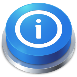 Perspective Button Info Icon Free Download As Png And Ico Icon Easy