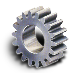 Gear Icon Free Download As Png And Ico Icon Easy
