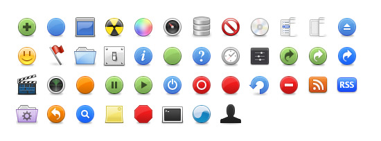 Mac OS X Developers Icons Set PNG ICO Free download, Icon Easy